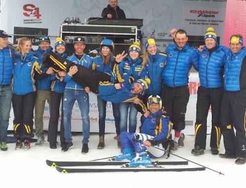 Silber für die Skischule Reith bei Kitzbühel