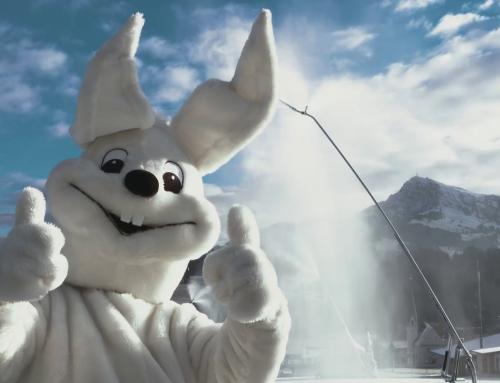 HUBSI – das Maskottchen der Skischule Reith