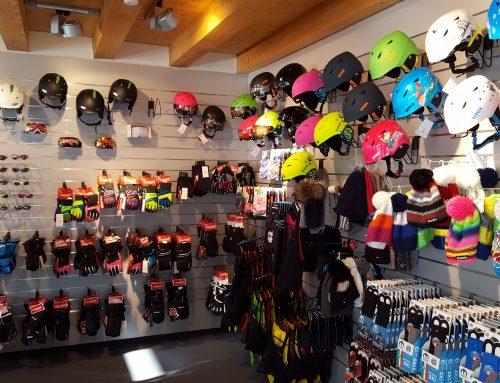 Der Shop der Skischule Reith