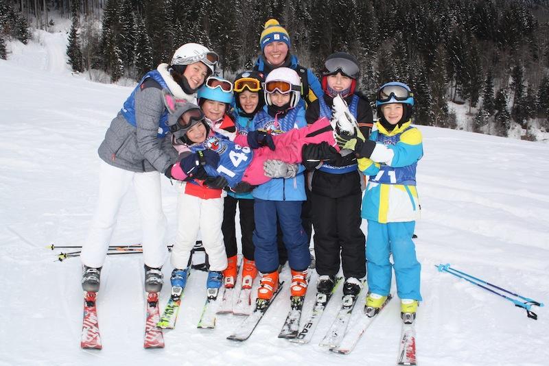 Die Skischuel Reith bei Kitzbühel ist die Schule, die allen lieben.