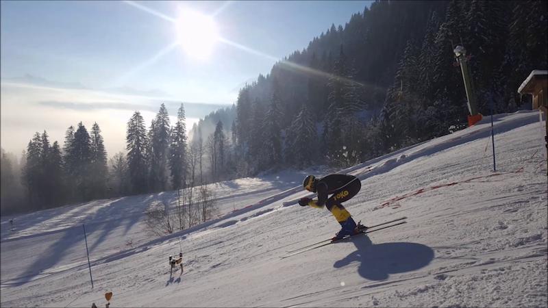 Seit vielen Jahren kommen die Skifirmen Head, Fischer, Norica und Rossignol sowie Wachsanbieter Swix und Toko und der Deutsche Skiverband auf die Reither Streif zum Skitesten