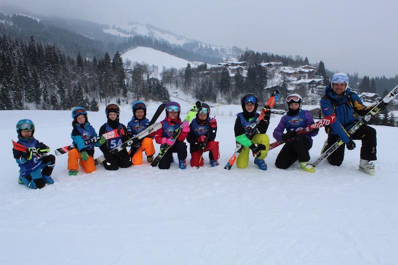 Skifahren lernen in der Skischule Reith bei Kitzbühel ist ein nachhaltiges Erlebnis für die Kinder