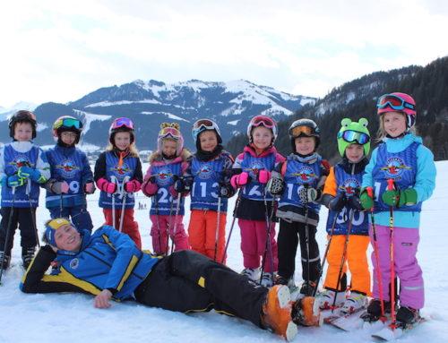 Ski, Fun und Kiddy´s Race auf der Reither Streif