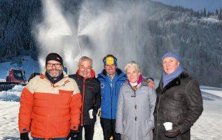 Tolle Zusammenarbeit der Skischule Reith mit Bergbahn Kitzbühel, Kitzbühel Tourismus, Gemeinde Reith