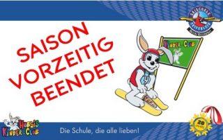 Skischule Reith beendet Skisaison vorzeitig